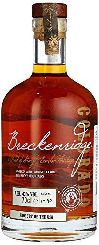 Breckenridge Bourbon Whiskey (1 x 0.7 l)