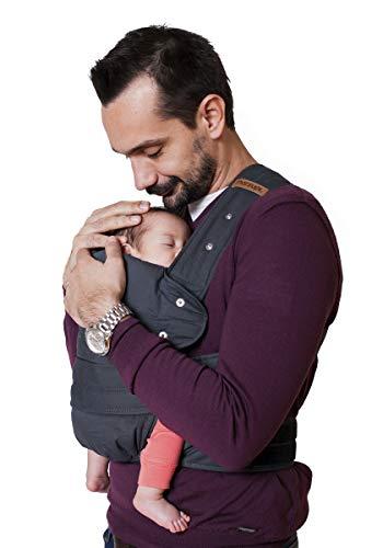 marsupi Baby- und Kindertrage, Version 2.0 (grey/gray, XL)