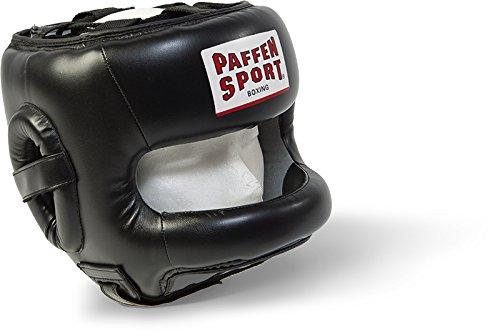 Paffen Sport STAR NOSE PROTECT Kopfschutz für das Sparring mit Nasenschutz