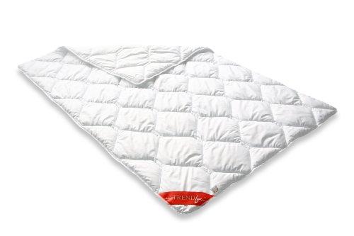 Badenia Bettcomfort Steppbett Trendline Micro kochfest leicht, 135 x 200 cm, weiß