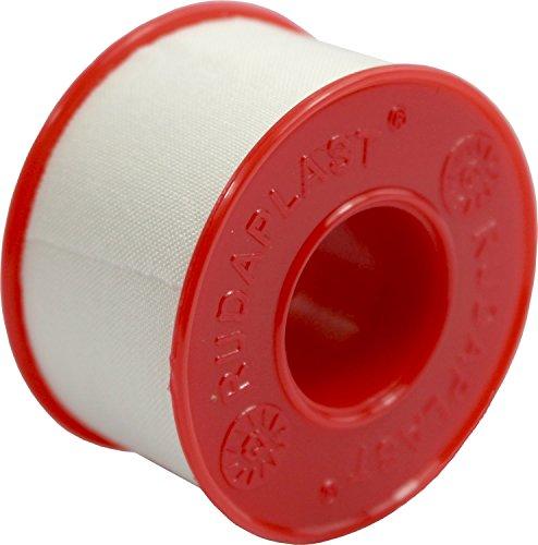 Rudaplasto 1 Rolle Fixierpflaster von Noba Verbandmittel (2,5 cm x 5 m)