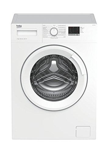 Beko WML 61023 N Waschmaschine Frontlader / 6kg / A+++ / 1000 UpM / Mengenautomatik / weiß / elektronische Kindersicherung / 15 Programme / Startzeitvorwahl / Express-Programm 30 Minuten