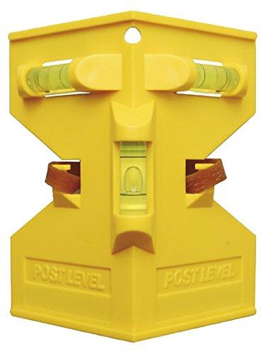 Kraftmann Pfosten Winkel Wasserwaage, 50877