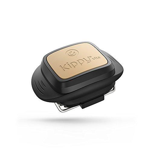 V-Pet by Vodafone Kippy pet tracker mit V-Sim GPS Tracker für Haustiere, wasserfest, wiederaufladbar, bis 5 Tage Standby