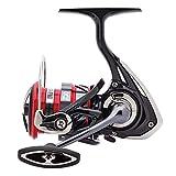 Daiwa Ninja LT 2000, Spinning Angelrolle mit Frontbremse, 10219-200