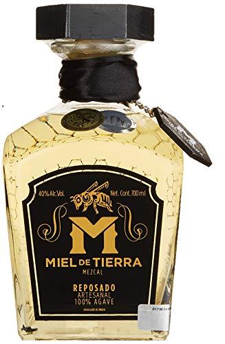 Mezcal Miel DE TIERRA Reposado, 100% Agave, 40% vol (1 x 0.7 l)