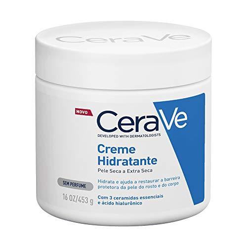 CeraVe Feuchtigkeitscreme für Gesicht und Körper, 454 g
