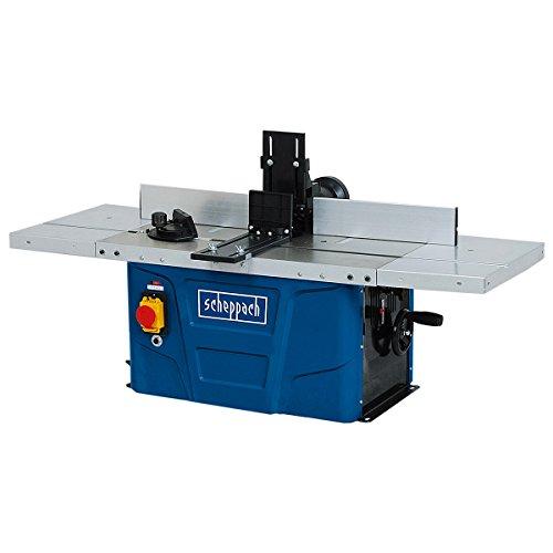 Scheppach Fräsmaschine HF50 - 230 V 50 Hz 1500 W, 1 Stück, 4902105901