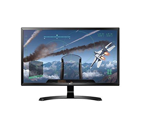 LG IT Products 27UD58-B 68,58 cm (27 Zoll) LED-Monitor (Ultra HD 4K IPS, 250 cd/m²)