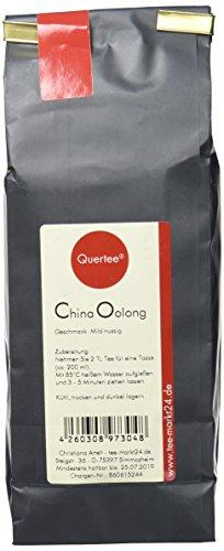 Quertee Oolong Tee - China Oolong - 250 g, 1er Pack (1 x 250 g)