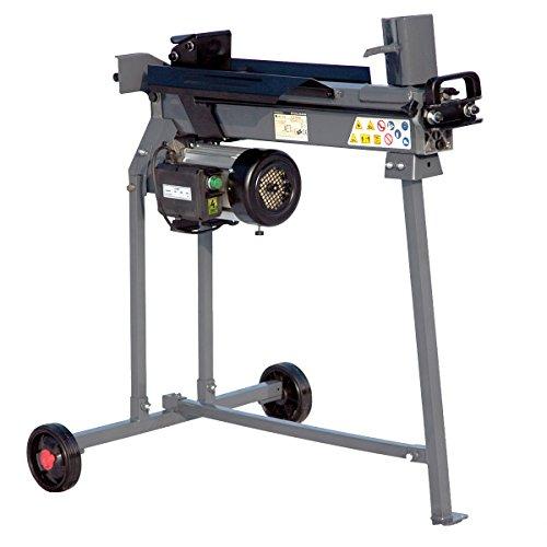 STAHLMANN Holzspalter 7 Tonnen / 520mm liegend inkl. Spaltkreuz + Tisch ! mit stufenlos verstellbaren Spaltweg bis max. 520 mm! TÜV/CE zertifiziert!