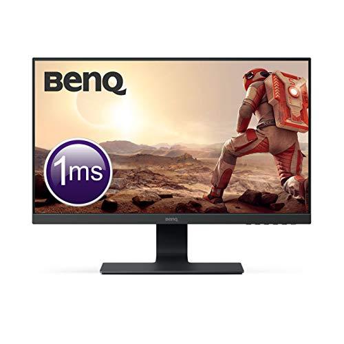 BenQ GL2580HM 62,23 cm (24,5 Zoll) Monitor (HDMI, DVI, Full-HD, Eye-Care, 1ms Reaktionszeit) schwarz