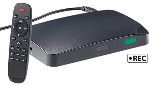 auvisio VHS Videorecorder: HDMI-Video-Rekorder 'Game Capture V3', Full HD, USB-/microSD-Aufnahme (HDMI Recorder)