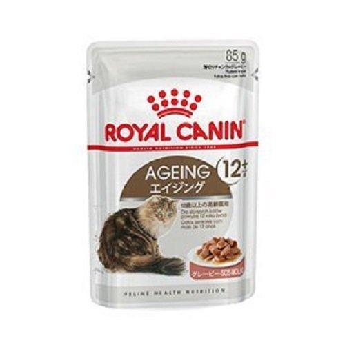 Royal Canin Frischebeutel Multipack Health Nutrition Ageing +12, 12er Pack (12 x 85 g)