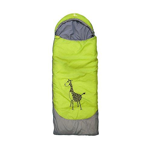 Outdoorer Kinderschlafsack Dream Express, grün