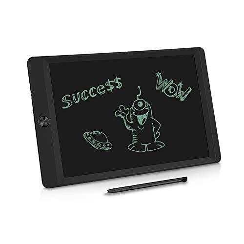 LCD Grafiktablet Schreiben Tablet Elektronischer Notizblock Digital Schreibtafel Papierlos Grafiktablet mit Stift für Schreiben Malen Notizen Geschenke für Kinder Designer Lehrer Studenten