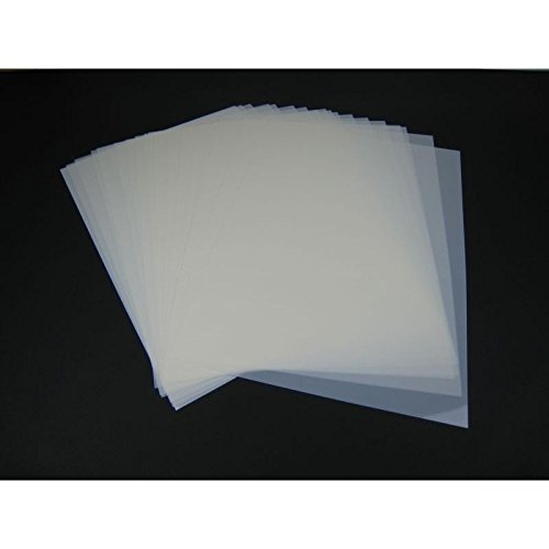 Mylar Airbrush Schablonen Material 10 Stück DIN A3 Folie Mylarfolie