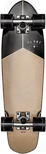 Globe Blazer Skateboard/cruiserboard, Rosewood/Black, 26