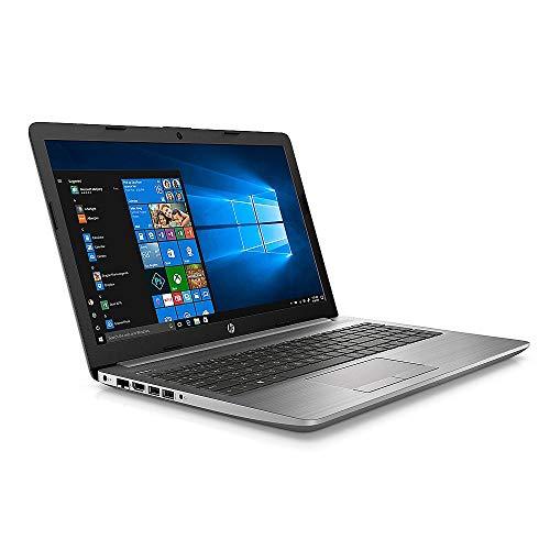 HP Notebook (15,6 Zoll), Full HD, AMD A4 2 x 2.50 GHz, 4 GB RAM, 256 GB SSD, HDMI, Windows 10 Pro, AMD R5 Grafik, Webcam