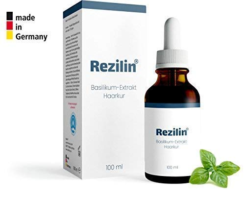 Rezilin Basilikum-Extrakt Haarkur | Volles & kräftiges Haar (PZN: - 14299505)