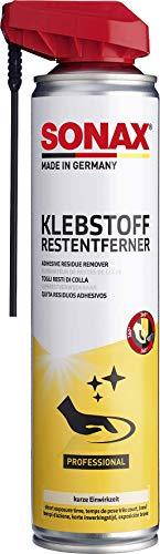 SONAX 04773000 KlebstoffRestEntferner mit EasySpray NEU 400 ml