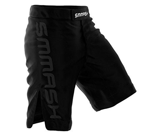 Smmash Shorts SHADOW 2.0 Boxen Kampfsport MMA BJJ UFC - Größe S M L XL XXL (L)