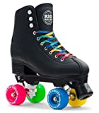 Rio Roller Figure Rollschuhe Disco Roller schwarz schwarz, 42