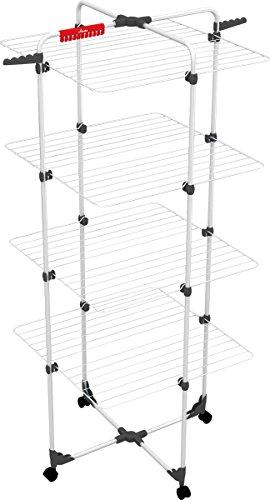 Vileda Mixer 4 Turmwäscheständer aus Stahl