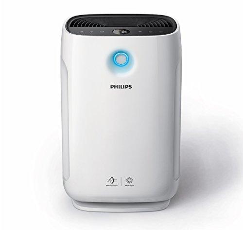 Philips AC2887/10 Luftreiniger (für Allergiker, bis zu 79m², CADR 333m³/h, AeraSense Sensor)