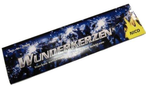 100 Wunderkerzen - Standard - 18cm