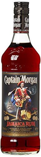CaptainMorganBlackJamaica Rum(1x0.7 l)