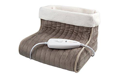 Medisana FWS Fußwärmer (geeignet bis Schuhgröße 46), 3 Temperaturstufen, Innenfutter maschinenwaschbar, Oeko-Tex Standard 100