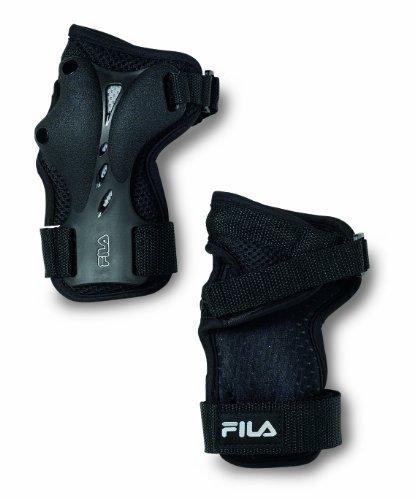 Fila Herren Handgelenkschützer Fitness Wristguard '10, Black, M, 60750719