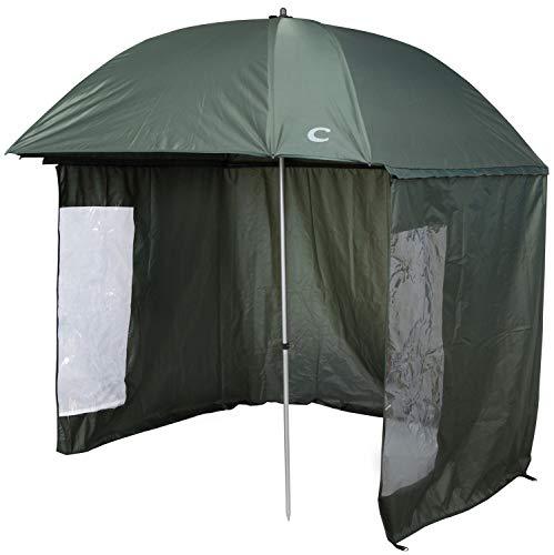 VTK Fishing, Angel Schirmzelt 250, Shelter, Oxford, Aluminium, Superior, ...