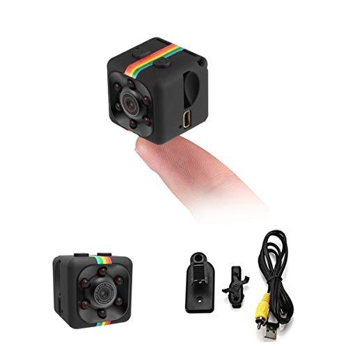 ARCELI Spy Camera, versteckte Kamera Mini Camera HD 1080P oder 720P Spy Cam Wireless kleine tragbare Nachtsicht-Bewegungserkennung für Zuhause, Auto, Drohne