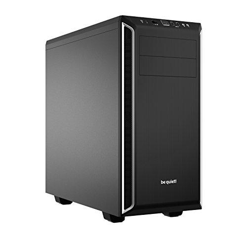 be quiet! Pure Base 600 PC Gehäuse silber gedämmt BG022