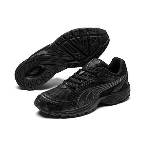 Puma Unisex-Erwachsene Axis Fitnessschuhe, Schwarz Black-Asphalt, 40 EU
