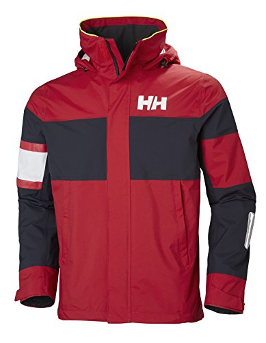 Helly Hansen Herren Salt Light Jacket, Red, XL