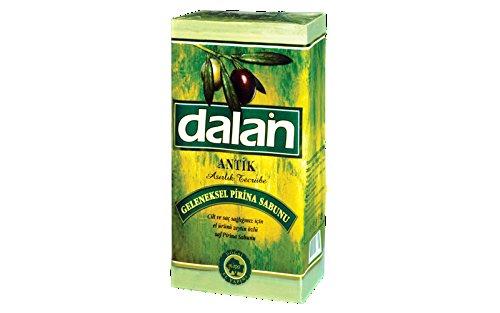 8 Stück Dalan Olivenölseife ca 1500gr Naturseife Handgemacht Vegan