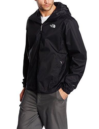 The North Face Herren Regenjacke Quest, tnf black, M, 0617932968096
