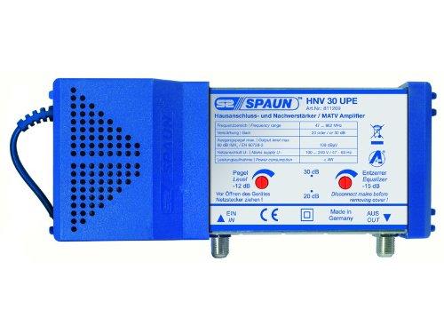 Spaun HNV 30 UPE MATV und Verstärker
