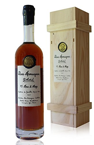 Bas Armagnac - Delord - 15 Ans d Age - 70cl