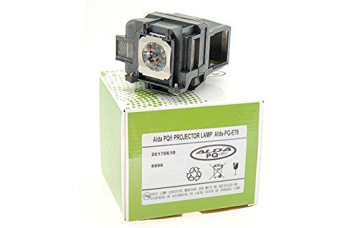 Alda PQ Premium, Beamerlampe für EPSON EH-TW5200 Projektoren, Lampe mit Gehäuse