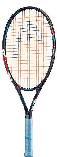 HEAD Kinder Novak 25 Tennisschläger, blau, 63,50 cm