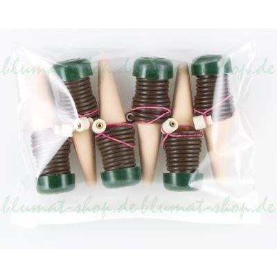 BLUMAT Wasserspender für Zimmerpflanzen (6 Stück)