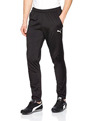 Puma Herren LIGA Training Pant Core Hose, schwarz Black White, L