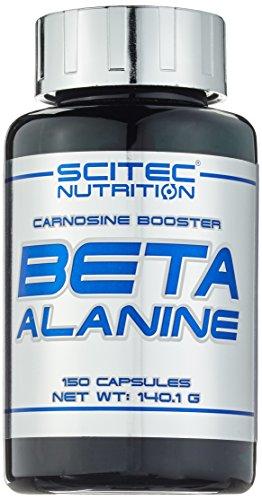 Scitec Nutrition Beta Alanine  150 Kapseln, 1er Pack (1 x 140 g)