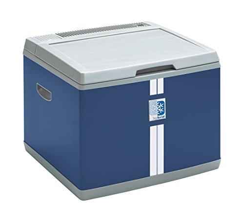 B40 AC/DC Hybrid Thermoelektrik/Kompressor-Kühlbox für Normal und Tiefkühlung, A+ I Fassungsvermögen 38 Liter I Temperaturbereich von +10 bis -15 °C  I  für Auto und Steckdose I Gefrierschrank für Freizeit und Camping