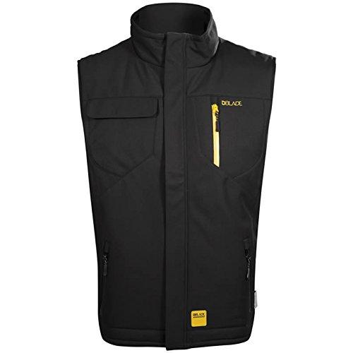DBlade Arbeitsweste Technical Jackets, 1 Stück, XL, schwarz, W100001 8001 11