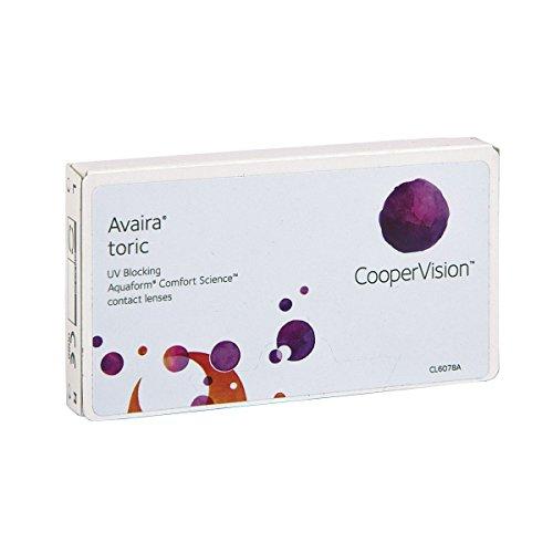 Cooper Vision Biomedics Toric, 6 Stück / BC 8.7 mm / DIA 14.5 / +2,00 Dioptrien